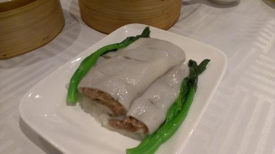 beef rice rolls