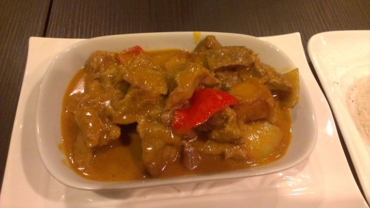 soho tea room lamb curry