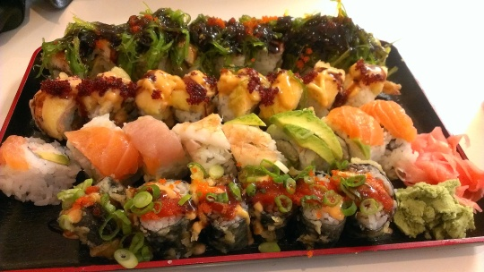 Jumbo Sushi