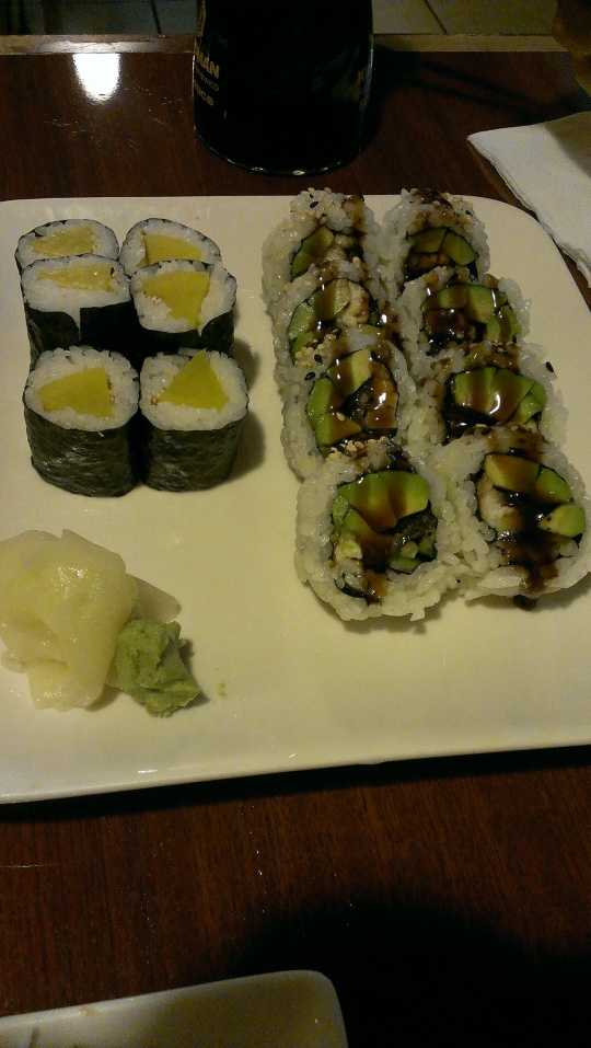 Risty's Cafe and Sushi Bar