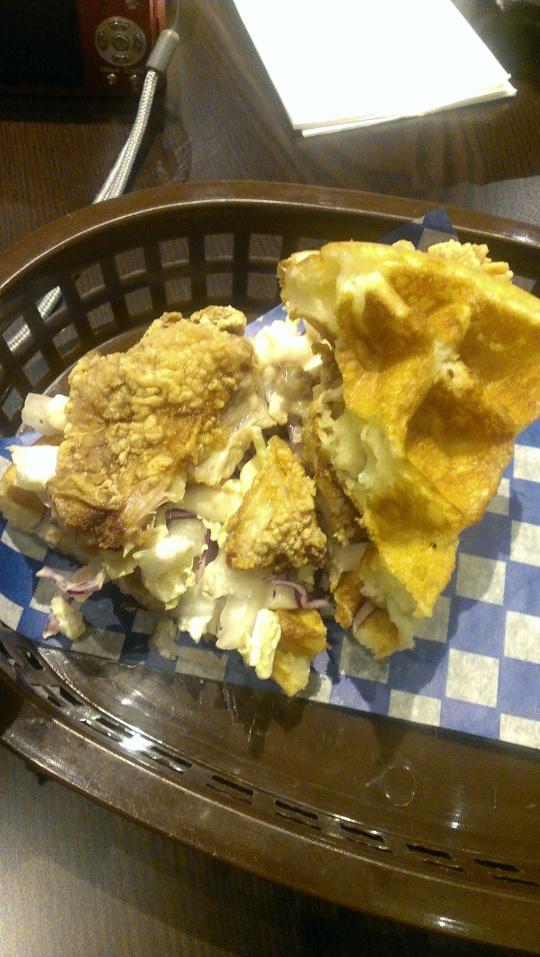 Miura Waffle and Milk Bar