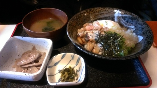 Zakkushi Lunch