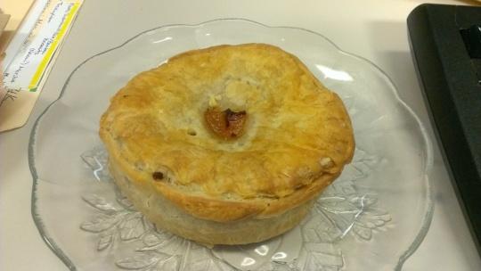 Aussie Pie Guy
