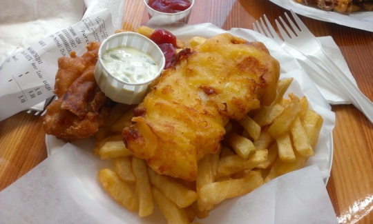 Celine's Fish and Chips