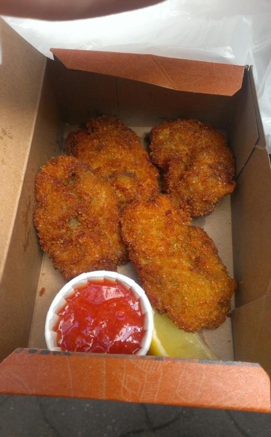 Tony's Fish Oyster Cafe