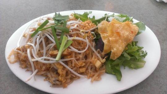Bob Likes Thai Food
