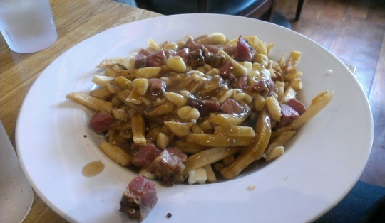 Frenchie's Poutine
