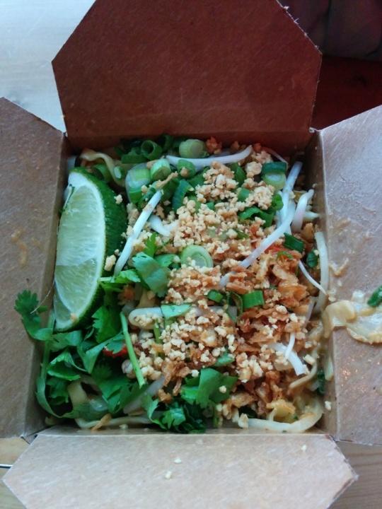 The Noodle Box