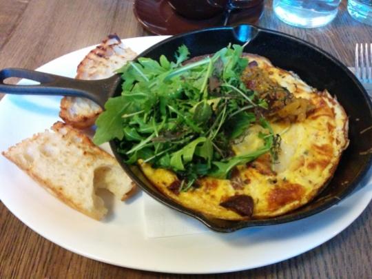 Cafe Medina Brunch